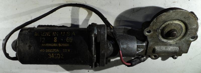 1968 AMC Ambassador   elhissmotor       vänster