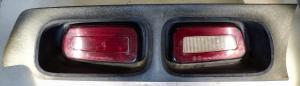 1972 Dodge Challenger  baklampa        vänster