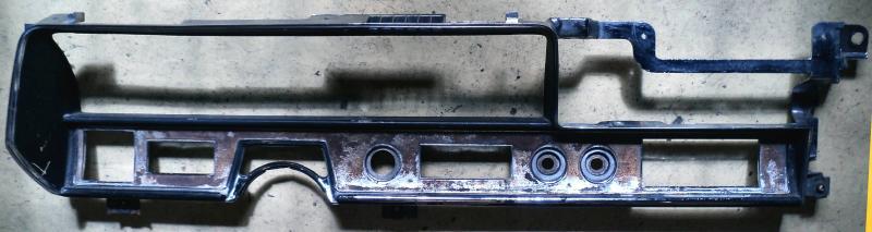 1968 Cadillac  sarg instrumentpanel