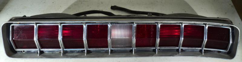1971 Plymouth Sport Fury  baklampa        höger