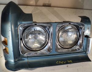 1972 Chevrolet Impala       lykthus höger