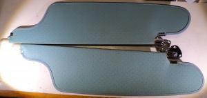 1963  Chrysler            solskydd (par)