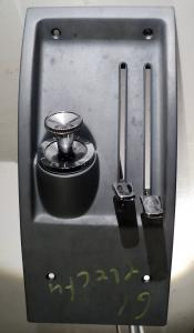 1961 BUICK ELECTRA  ljuskontakt värmreglage