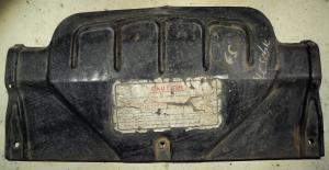 1965   Buick LeSabre  plåt över kyl