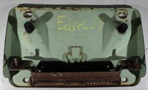 1959 Edsel           tanklockslucka