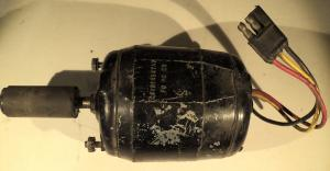 1964 Lincoln   elsätesmotor