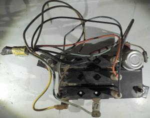 1959 Edsel           säkringshållare