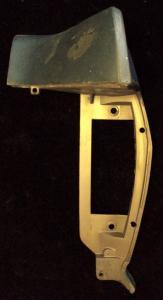 1968 Mercury Montery skärmförlängare fram vänster