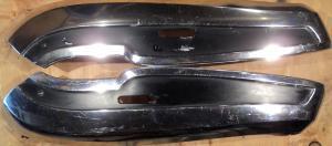 1966  Chrysler 300   2dr ht   sätes sidoplåt (par)