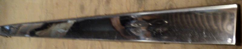1969   Buick Electra  tröskellist vänster (finns alltid några märken och eller bulor). Obs  Endast hämtning!