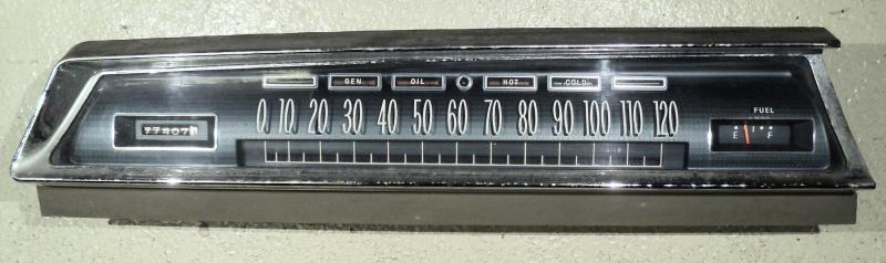 1962   Oldsmobile Starfire    instrumenthus