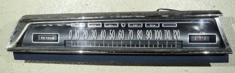 1962   Oldsmobile 98    instrumenthus