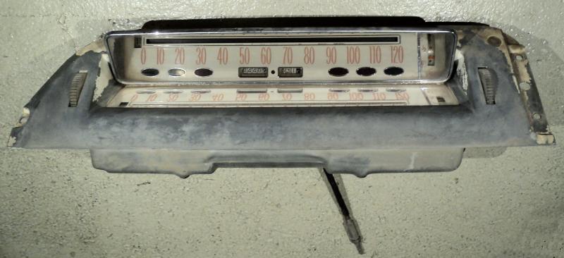 1961   Buick Electra    instrumenthus