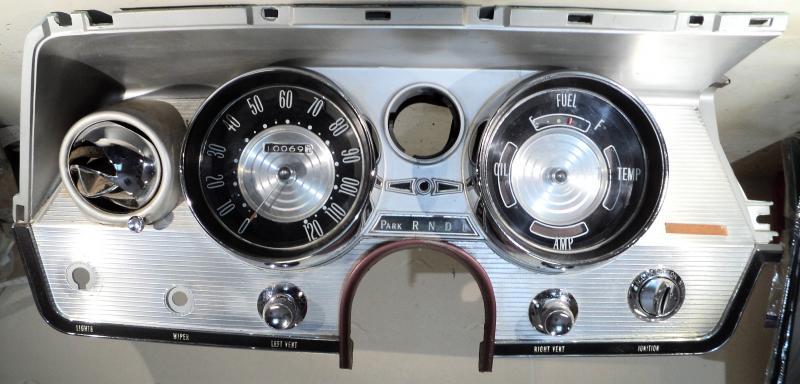 1964   Buick LeSabre   instrumenthus
