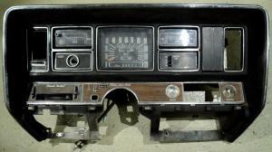 1970   Buick Electra    instrumenthus hastighetsmätare, tankmätare, vattentemp, växelindikator