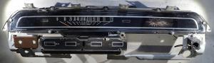1967 Ford Galaxie     instrumenthus  hastighetsmätare, tankmätare