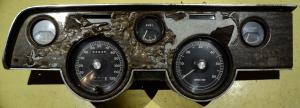 1967 Ford cougar        instrumenthusmed varvräknare