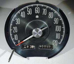 1963  Chrysler     hastighetsmätare