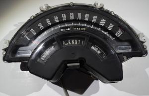 1966  Chrysler     hastighetsmätare, tankmätare,ampärmätare, växelindikator