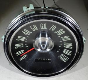 1959   Chevrolet  hastighetsmätare utan kåpa