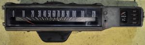 1964 Oldsmobile Jetstar    instrumenthus    hastighetsmätare, tankmätare