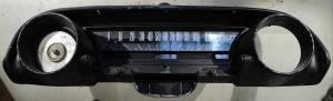 1963 Ford Galaxie    instrumenthus  hastighetsmätare