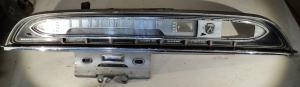 1961 Ford Galaxie     instrumenthus  hastighetsmätare, tankmätare