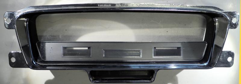 1960   Cadillac      krom sarginstrumenthus