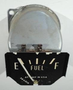 1960   Cadillac   tankmätare