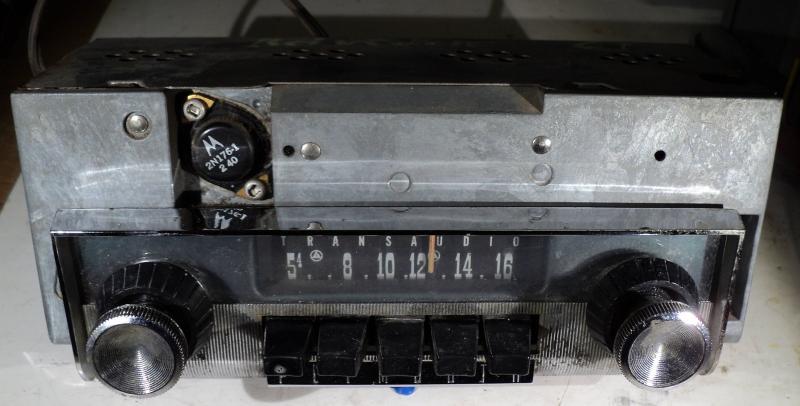 1963  Plymouth Belvedere        radio (ej testad) Model 216