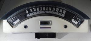 1957 Ford  instrumenthus hastighetsmätare, tankmätare, tempmätare
