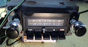 1972   Buick Electra    radio (ej testad) AM – FM Super 8 bandspelare