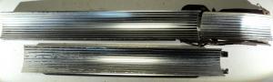 1960   Cadillac  aluminium panel bak 3 delar