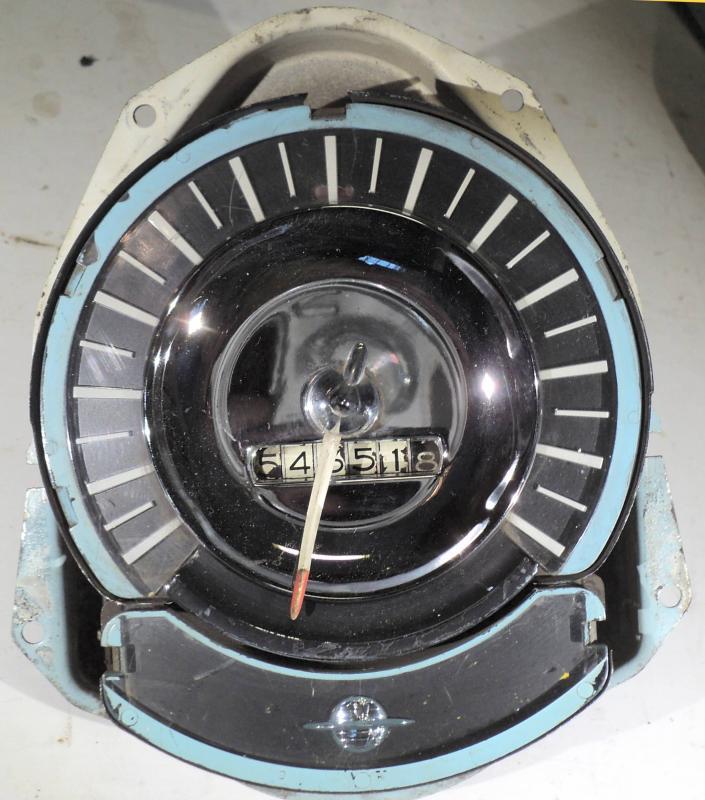1954   Oldsmobile      hastighetsmätare