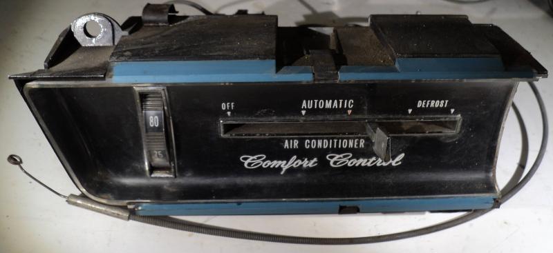 1964   Cadillac  AC        värmereglage