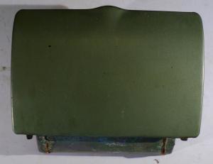 1959 Edsel  askkopp i instrumentbrädan