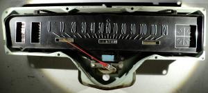 1964   Buick Special     hastighetsmätare, tankmätare