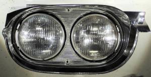 1962 Thunderbird         lamphus     höger