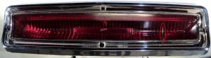 1964   Oldsmobile Jetstar    baklampa (skadat glas)        höger