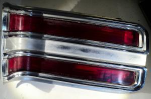 1965   Buick LeSabre    baklampa         höger