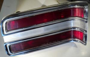 1965   Buick LeSabre    baklampa         vänster
