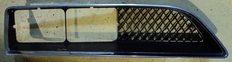 1978   Pontiac  Trans AM  grillhalva     höger
