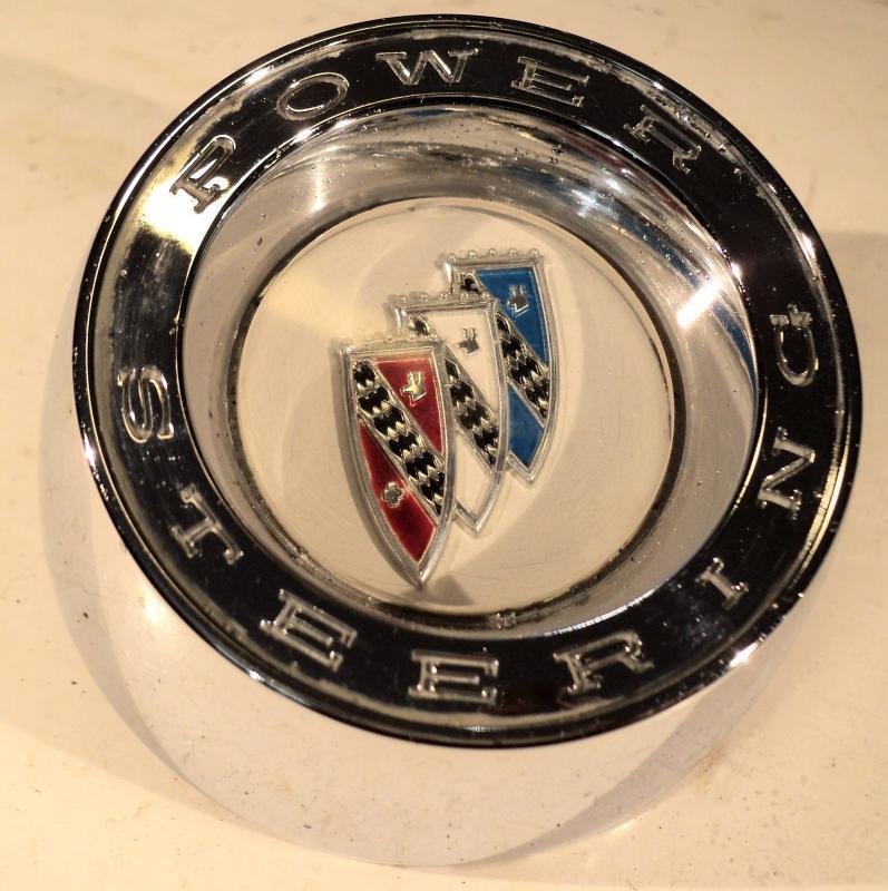 1961 Buick Electra rattcentrum
