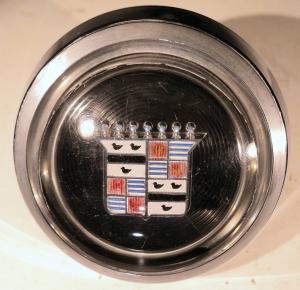 1962 Cadillac rattcentrum