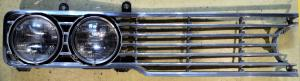 1964   Buick Electra    grillhalva  höger