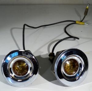 1968  Dodge Polara   positionsljus höger och vänster