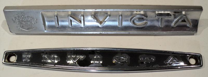 1960   Buick Invicta    2 st. emblem