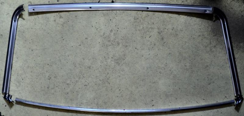 1965 Ford Galaxie 2dr ht lister runt bakrutan hel sats