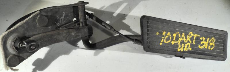 1970  Dodge Dart    gaspedal med gaswire