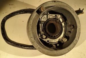 1959   Cadillac    blinkersmekanism         (avklippta kablar)